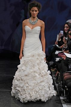 Breathtaking. Christiana by Rivini in the Fall 2011 Collection