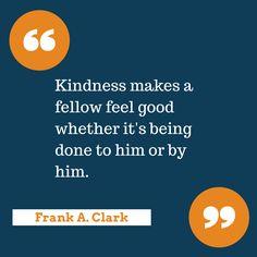 Be kind...always.