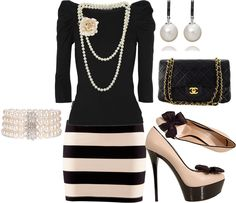 pearls - Polyvore