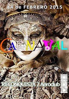 Fiesta de disfraces de Carnaval 2014 | Restaurante para eventos Reconquista 7 Aero Club Vigo