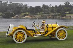 1913 Mercer 35J Raceabout Model 35