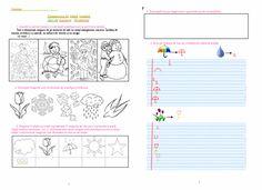 Materiale didactice de 10(zece): Fișă de evaluare - Primăvara, clasa pregătitoare (C.L.R.) Assessment, Preschool, Bullet Journal, Education, Spring, Blog, Rome, Kid Garden, Blogging