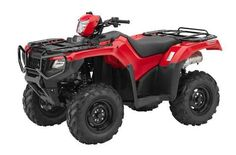 New 2016 Honda FOURTRAX FOREMAN RUBICON POWER STEE ATVs For Sale in North Carolina. 2016 HONDA FOURTRAX FOREMAN RUBICON POWER STEE,