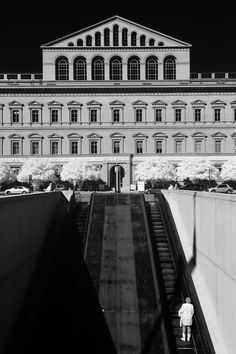 the series is a personal attempt to shed the nation's capitol in a different light --literally -- revealing familiarity through a radically altered lens. Infrared Photography, Photography Series, Different Light, Alters, Washington Dc, Shed, Mansions, House Styles, World