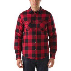 6f42f996956 Hixon Buffalo Plaid Flannel Shirt Mens Flannel