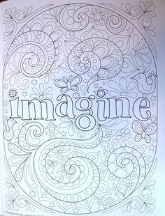 1000 Images About Coloring Pages Thaneeya McArdle Art