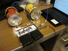 Make your own Doppler radar out of coffee cans OpenCourseWare http://ocw.mit.edu/resources/res-ll-003-build-a-small-radar-system-capable-of-sensing-range-doppler-and-synthetic-aperture-radar-imaging-january-iap-2011/projects/