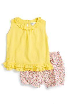 Ralph Lauren Top   Shorts Set (Baby Girls)  e9be8fe0395