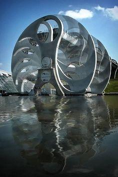 Falkirk Wheel | Scotland
