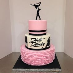 Dirty Dancing | 34 Movie-Inspired Cakes All Film Fans Will Appreciate