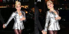 When somebody screamed: ,,Yaaas Gaga Slayyy!''