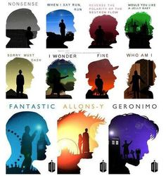 Doctor Who.  Save the Day.