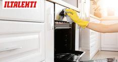 Uunin puhdistamiseen on olemassa siihen räätälöityjä kemikaaleja, mutta voit saada yhtä hyvän lopputuloksen myös Marttojen keinolla. Kitchen Appliances, Home, Diy Kitchen Appliances, Home Appliances, Ad Home, Homes, Kitchen Gadgets, Haus, Houses