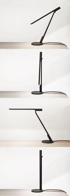 Tube Desk lamp | by Holm Giessler