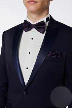 O ținută blak-tie recomandată pentru un viitor mire Bespoke, Ready To Wear, Costumes, Tie, Suits, How To Wear, Black, Fashion, Atelier