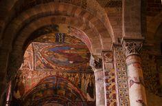 Peintures de la Basilique Saint Julien à brioude de tabolive