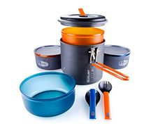 GSI Outdoors Pinnacle Dualist Outdoor Cook Set GSI http://smile.amazon.com/dp/B006ERS9VU/ref=cm_sw_r_pi_dp_njKrxb0TN7YJ7