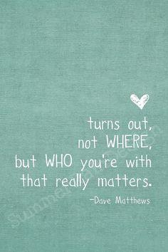- Dave Matthews Band