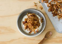 This granola is an all-time breakfast favourite and will please the whole family.
