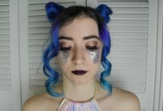 I've always struggled to put on fake eyelashes until now. I tried out Eylure, and they're amazing! I had tried some other brands before bu. Eylure Lashes, Fake Eyelashes, Put On, Cool Hairstyles, Chokers, Amazing, Face, Beautiful, Fashion