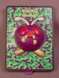 Burger King 2000 Pokemon Venonat Power Card