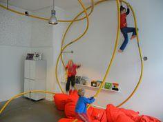 nice idea for a kid room, Bergenauts: September 2011