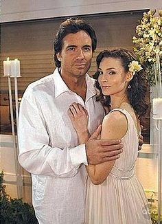 Kendall & Zach - All My Children - I miss that soap - I used to watch years ago on my lunch break at work!