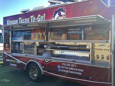 Taco Food Trucks for Sale | The Gogi Korean Taco Truck, which quickly drew a line of Eat the ...
