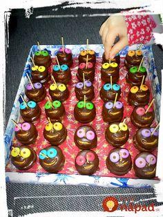 Cukrárka ukázala geniálne triky na zdobenie dezertov, za ktoré by ste si v cukrárni poriadne priplatili: Túto nádheru zvládnete celkom sami! Cake, Pie Cake, Pastel, Cakes, Cookie