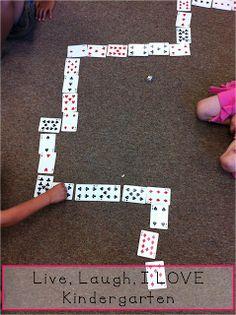 Live, Laugh, I LOVE Kindergarten: Math Games!