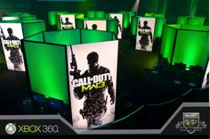 The ultimate Call of Duty: Modern Warfare 3 (M) space. #Xbox