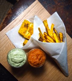 A Food, Good Food, Yummy Food, Fish And Chips, Tofu, Guacamole, Paleo, Mexican, Nutrition
