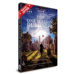 """One Million Dubliners DVD €15.00  """"All these here once walked around Dublin. Faithful departed. As you are now so once were we."""" - 'Ulysses', James Joyce  Often humorous, always affecting, The Award winning documentary One Million Dubliners explores life, death and the afterlife, and ends in a way that will stay with you forever. Even in a cemetery you never quite get used to death."""
