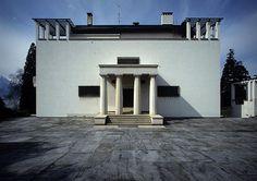 Adolf Loos /// Villa Karma /// Montreux, Switzerland /// 1904