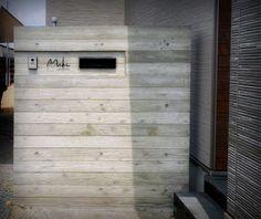 施工写真 Garage Doors, Outdoor Decor, Home Decor, Decoration Home, Room Decor, Home Interior Design, Carriage Doors, Home Decoration, Interior Design
