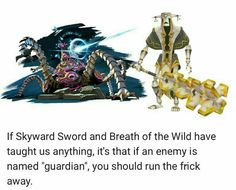 Guardian my ass. These jokers are death walking. Or in the new case Death CLIMBING AFTER YOU