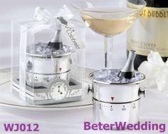 balde de champanhe temporizador favores do casamento lembrança wj012 decoration_wedding      Lembrancinhas originais para casamento, Lembranças de Casamento Originais 上海倍乐婚品  http://aliexpress.com/store/product/Wedding-Dress-Tuxedo-Favor-Boxes-120pcs-60pair-TH018-Wedding-Gift-and-Wedding-Souvenir-wholesale-BeterWedding/512567_594555273.html #artesanatomoda #artes #Lembrancinhas  #LembrançasdeCasamento