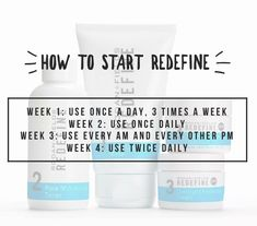 Ready to finally take that step toward amazing skin? Rodan + Fields' Redefine Regimen will help minimize the appearance of fine lines and wrinkles! Which of our 4 regimens is right for you? Use the Solution Tool to find out!