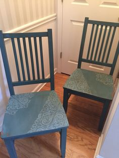 New life to these chairs