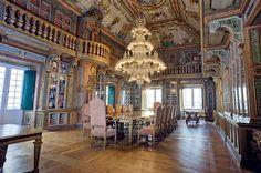Las 5 bibliotecas más bonitas de Portugal.