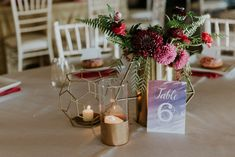 metallic wedding details - photo by Caitlin Rose Photography http://ruffledblog.com/fall-wedding-inspiration-from-the-big-fake-wedding