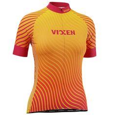 Vixen Women's Four Seasons Summer Short Sleeve Cycling Jersey only – Online Cycling Gear Women's Cycling Jersey, Cycling Gear, Cycling Jerseys, Cycling Outfit, Summer Shorts, Four Seasons, Female Cyclist, Bike Shirts, Only Online