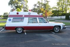 1978 Cadillac Ambulance - The Goethe Collection @ SeeMyCars.com