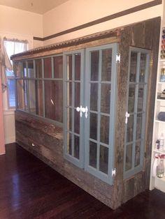 Indoor aviaries/bird cages