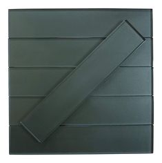 """Lustrous Liquid Mercury Grey 3"""" x 14"""" Shimmer Glossy Glass Subway Tile Glass Subway Tile, Tile Installation, Traditional Looks, Retro Home, Mercury, Grout, Size 2, Coupon, Ships"""