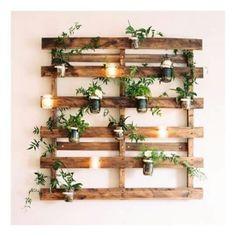 Lampe et suspension design 55 id es diy faciles imiter artesanato pinterest yarns and - Jardin vertical interior ikea rouen ...