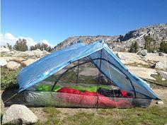 ZPacks.com Ultralight Backpacking Gear - ZPacks Hexamid Duplex Cuben Fiber Tent, 19.3 oz.