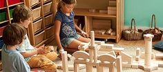 Foundations--This video beautifully illustrates the importance of unit block play.