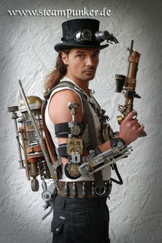 Cosplay Steampunk Costumes for Men   Steampunk is GAY.: FastTech Forums