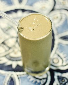 Swamp Smoothie (Or, Yes, You Can Put Broccoli into a Smoothie) 1 cup strawberries, fresh or frozen  1/2 small banana, fresh or frozen  1/2 cup chopped broccoli, steamed or raw  1 big handful raw spinach  1 cup almond or hemp milk (I'll use coconut water ) Stevia to taste (if desired)